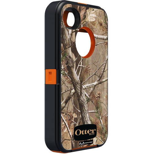 DEFENDER IP4/4S BLAZED CAMO Nite Ize Inc. Cell Phone Accessories 77-18740P1