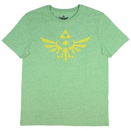 b450fb986 The Legend Of Zelda - The Legend Of Zelda Skyward Sword Triforce Symbol  Men's T-Shirt - Walmart.com