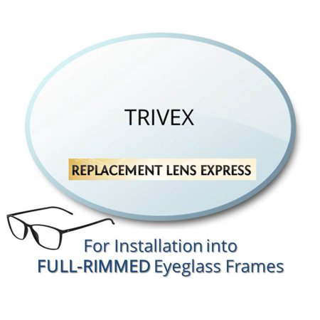 9caf3a13c7ec0 Single Vision Trivex Prescription Eyeglass Lenses