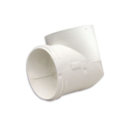 90 Degree Elbow Connector (Dryer Elbow 4