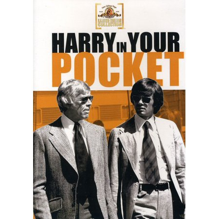 Harry in Your Pocket (DVD) - image 1 of 1