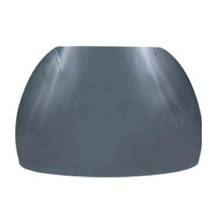 Jesco Lighting QASA101SN Dome Metal Shade For Quick Adapt Spot Light, Satin Nickel (Satin Nickel Spotlight)
