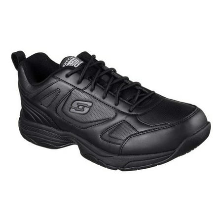 Skechers Work Men's Relaxed Fit Dighton Slip Resistant Work Shoes