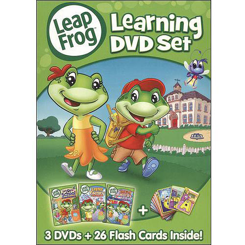 LeapFrog: Learning DVD Set (Full Frame)