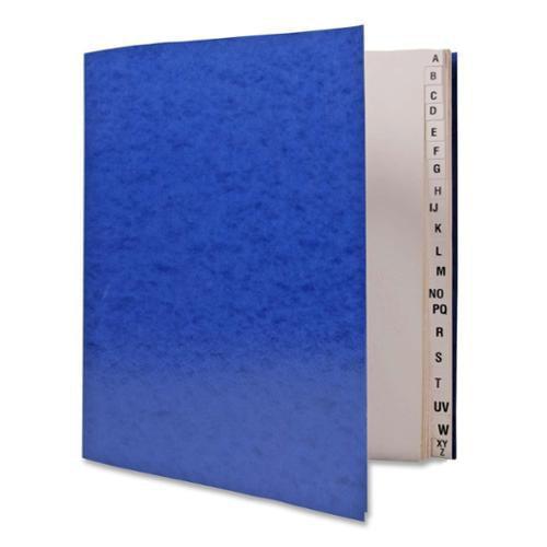 "Skilcraft A-z Desk File Sorter - Printed A-z Index - 8.5"" X 11"" - 1 Each (NSN2861726)"