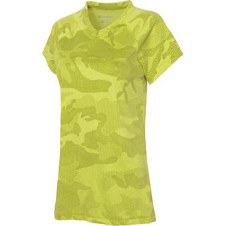 Champion Double Dry Training Short - CW23 Workout Shirt Women Double Dry Performance Athletic