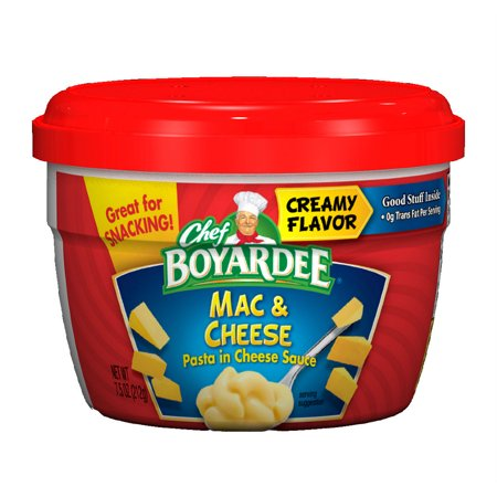Chef Boyardee Mac Cheese