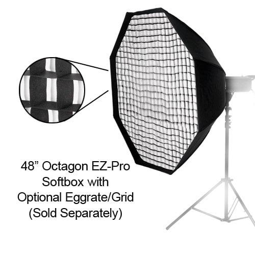 Fotodiox Pro Studio Solutions EZ-Pro 48in (120cm) Octagon...