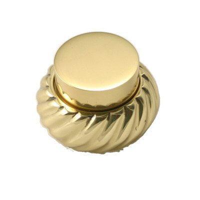 Allied Brass 8 Swivel Mirror 5x Mag Polished Brass
