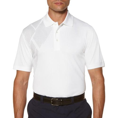 Ben Hogan Men's Short Sleeve Shldr Argyle Polo