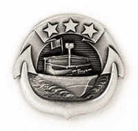 Navy Small Craft Enlisted Badge