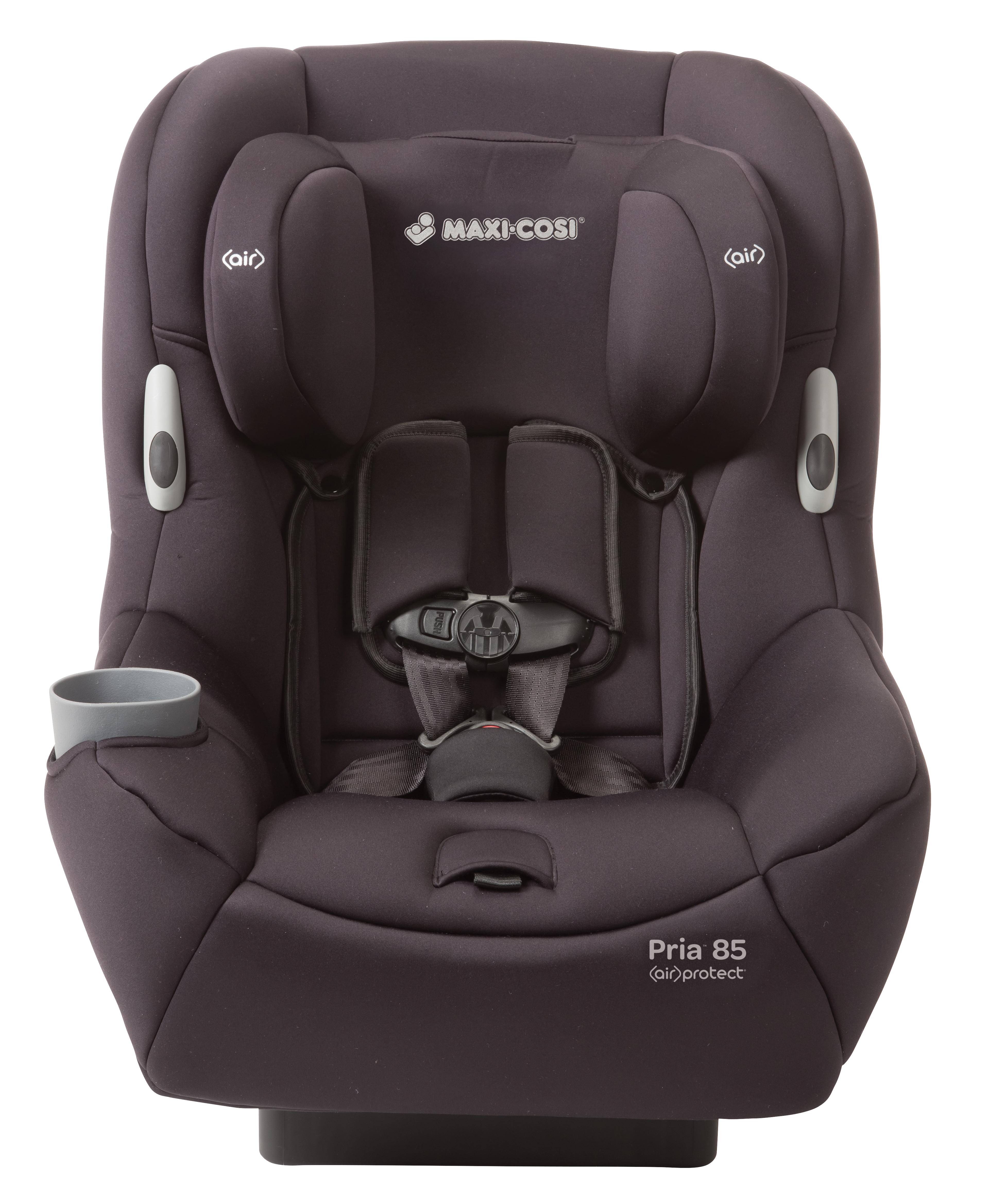 Maxi-Cosi Pria 85 Convertible Car Seat, Devoted Black by Maxi-Cosi