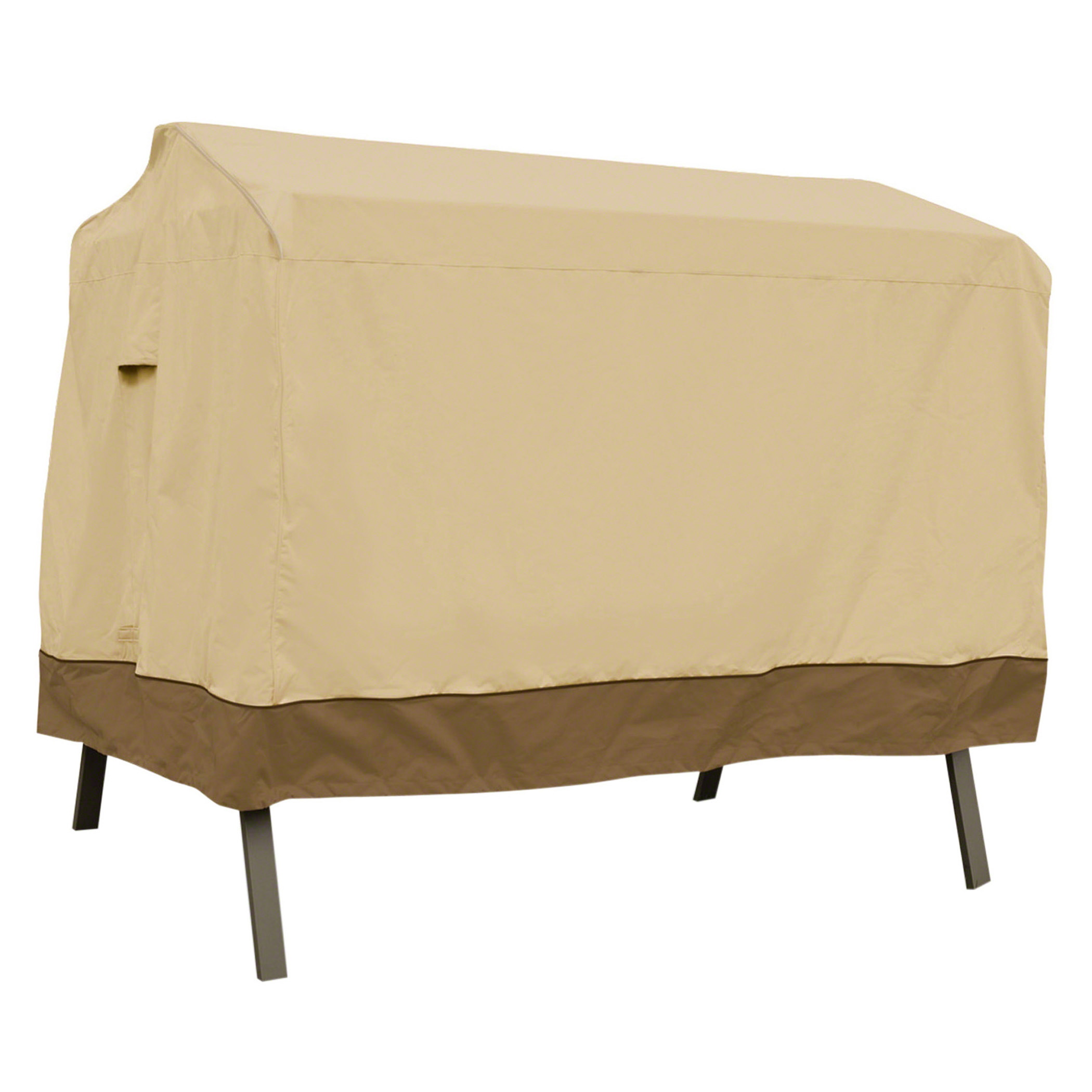 Nice Classic Accessories Veranda™ Canopy Swing Cover   Durable And Water  Resistant Outdoor Furniture Cover (