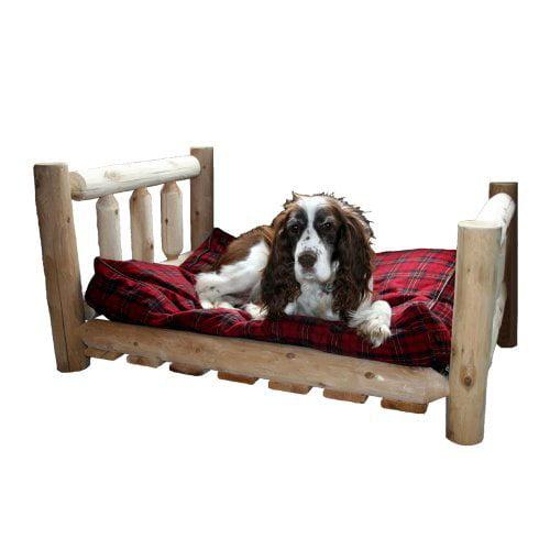 Lakeland Mills Cedar Dog Bed