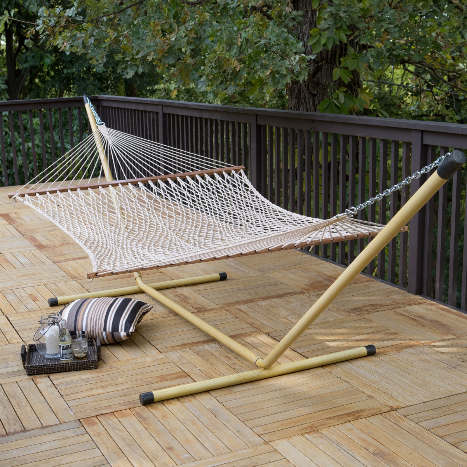 Coral Coast Executive XXL Rope Double Hammock