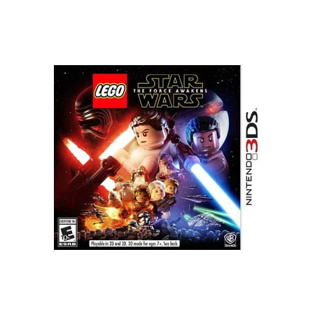 LEGO Star Wars: The Force Awakens for Nintendo 3DS Warner (Lego Star Wars The Force Awakens Prologue)