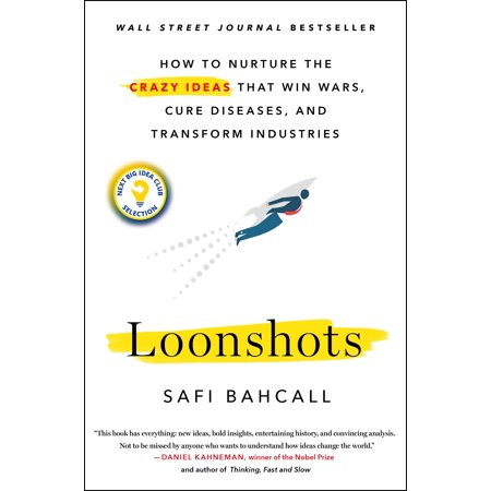 Loonshots : How to Nurture the Crazy Ideas That Win Wars, Cure Diseases, and Transform Industries - Crazy Hair Ideas For Halloween