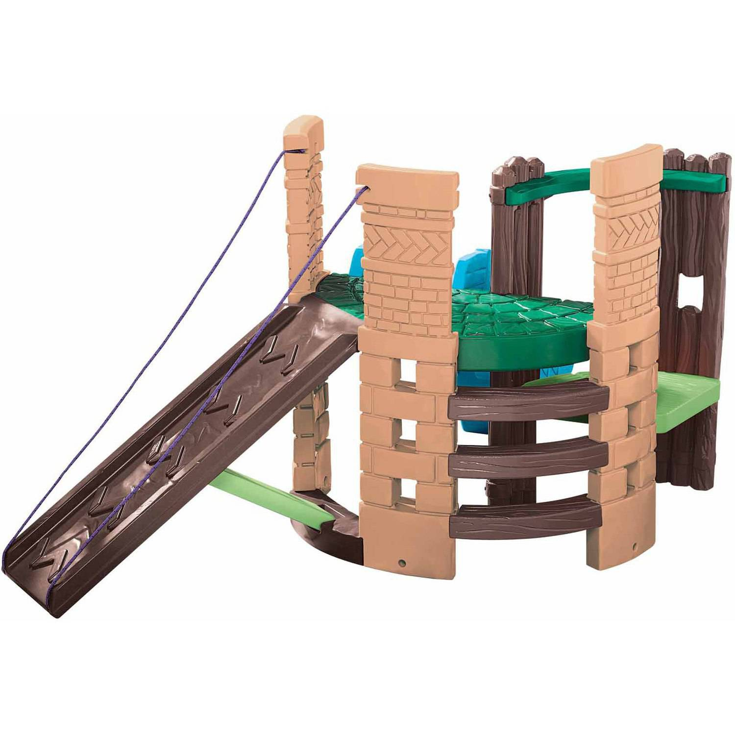 Little Tikes 2-in-1 Castle Climber by MGA Entertainment