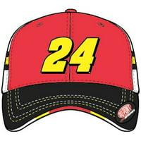 Nascar? #24 Jeff Gordon, casual cap, adjustable closure.