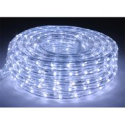 American Lighting LR-LED-CW-15 15-Foot Commercial-Grade LED Rope Lighting Kit - Cool White