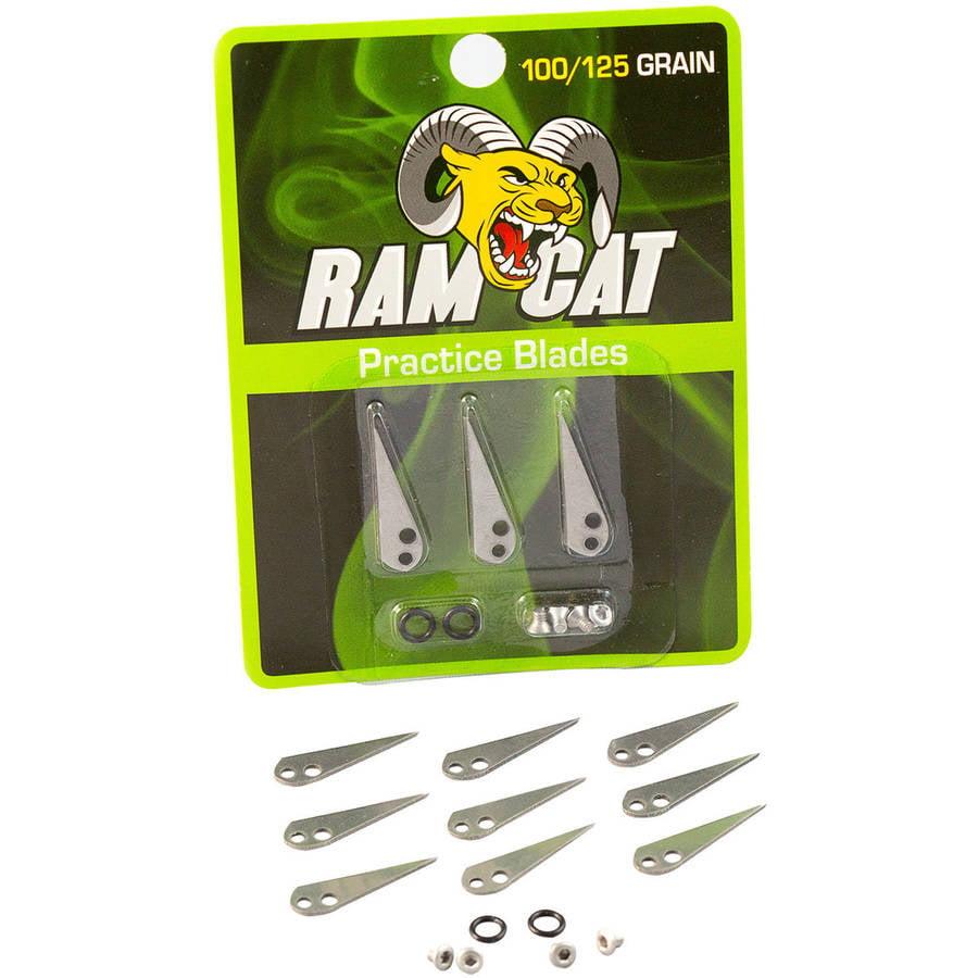 Ramcat Practice Blades, 100/125 gr.