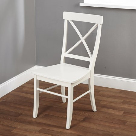Square Back Chairs - Easton Crossback Chair, Multiple Colors