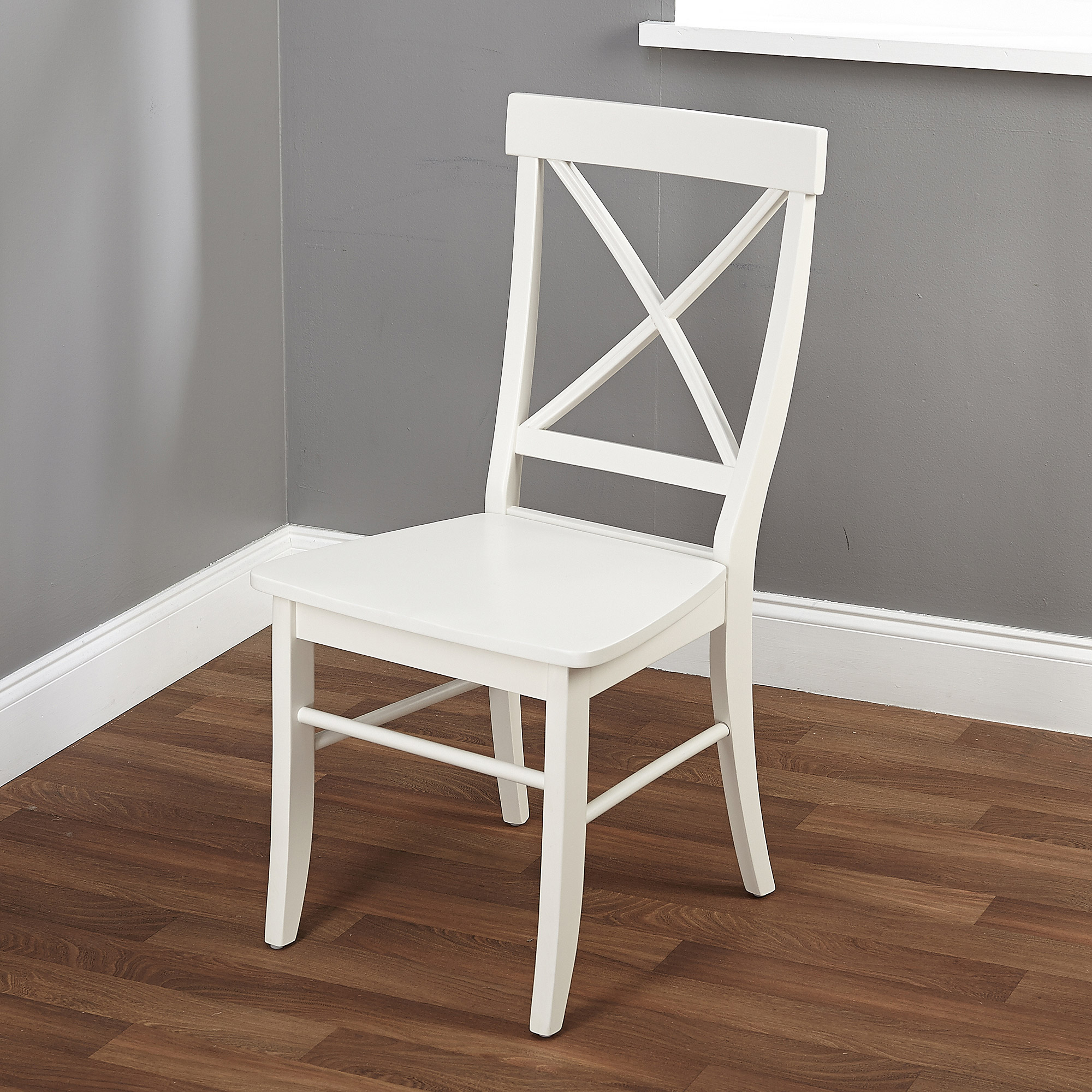 Easton Crossback Chair, Multiple Colors