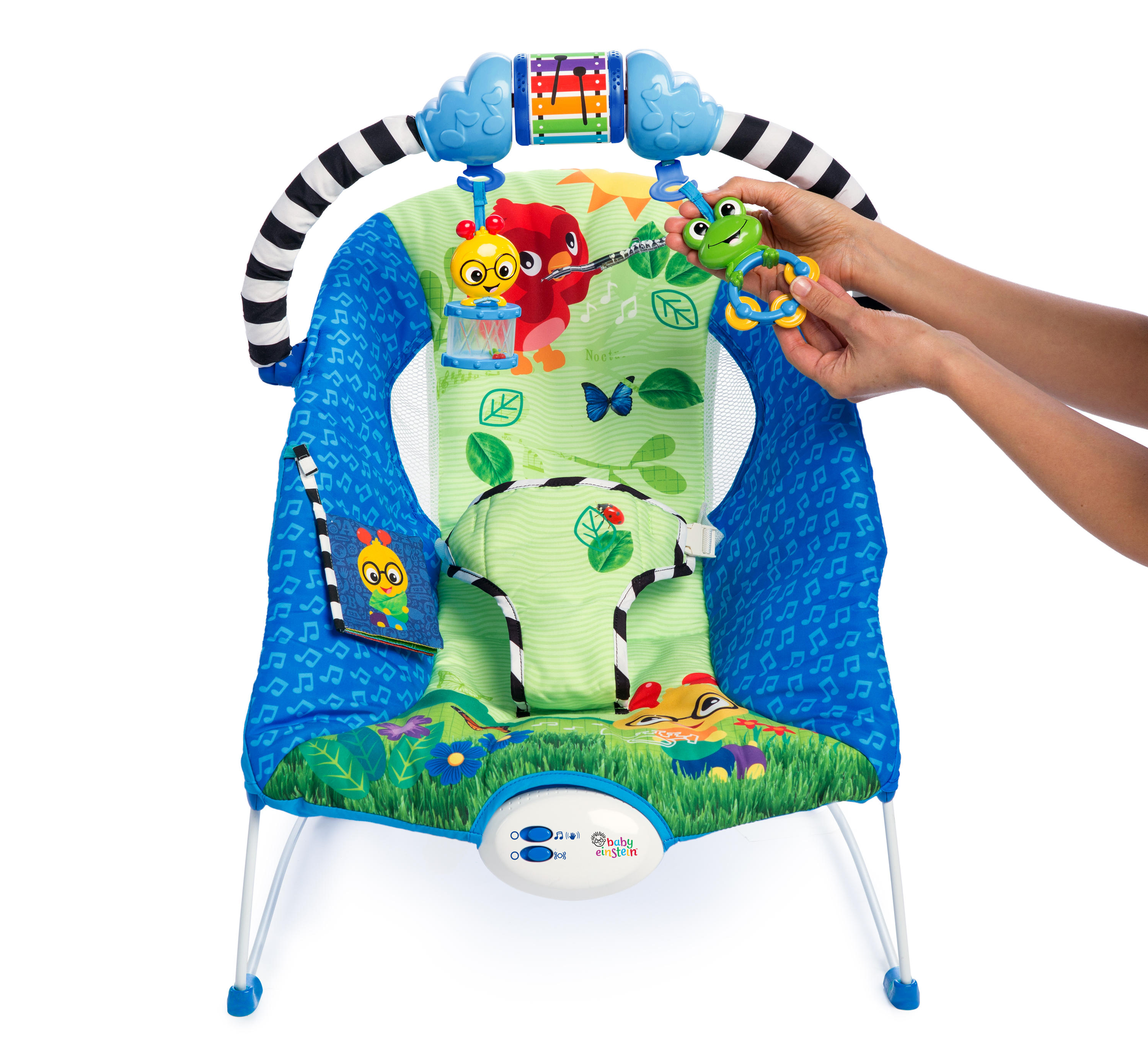 Baby Einstein Neighborhood Symphony Bouncer
