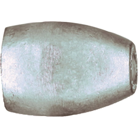 Martyr 865182C Mercruiser Enhanced Protection Prop Nut Aluminum Anode Fits Prop Shafts For Bravo III 2004 to Present