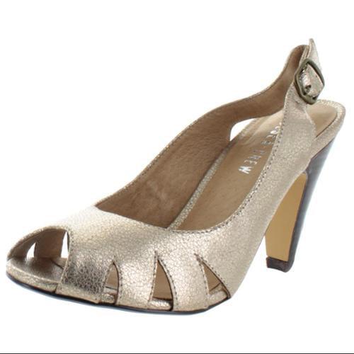 Chelsea Crew Maya Women's Open Toe Dress Pumps Sandals Shoes Size 9 40