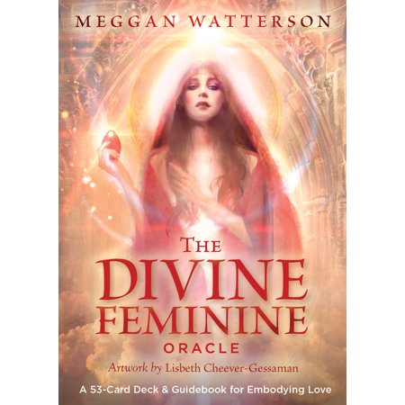 The Divine Feminine Oracle : A 53-Card Deck & Guidebook for Embodying Love](The Halloween Oracle)