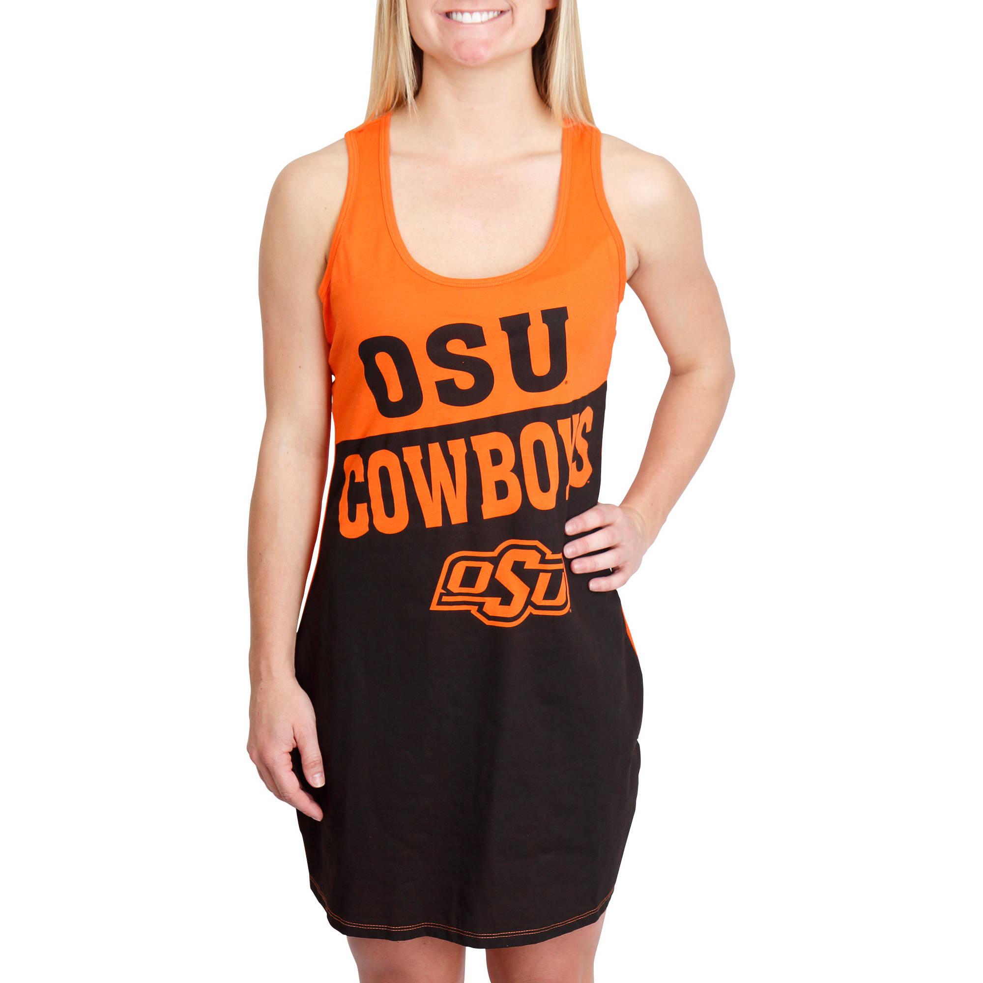 NCAA Oklahoma State Shutout Ladies' Nightshirt
