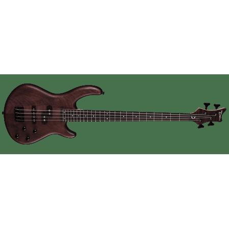 Dean Edge 1 PJ Bass Guitar - Vintage Mahogany