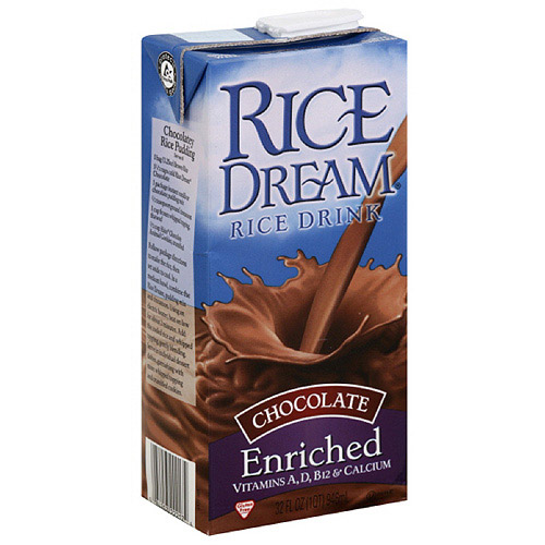 Rice Dream Chocolate Rice Drink, 32 oz (Pack of 12)