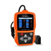 Auto Code Scanner, Automotive Diagnostic Scan Tool Check Car Engine, Orange