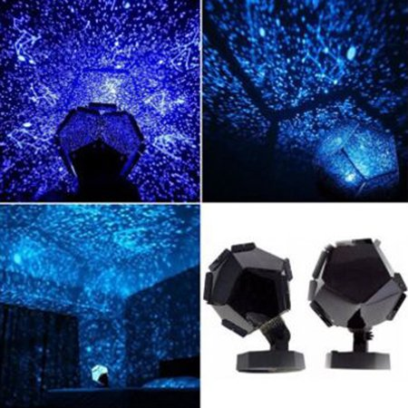 - Outtop Celestial Star Cosmos Night Lamp Night Lights Projection Projector Starry Sky