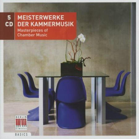 Meisterwerke Der Kammermusik   Various