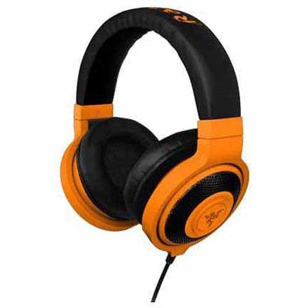 Razer Kraken Pro Analog Gaming Headset, Neon Orange
