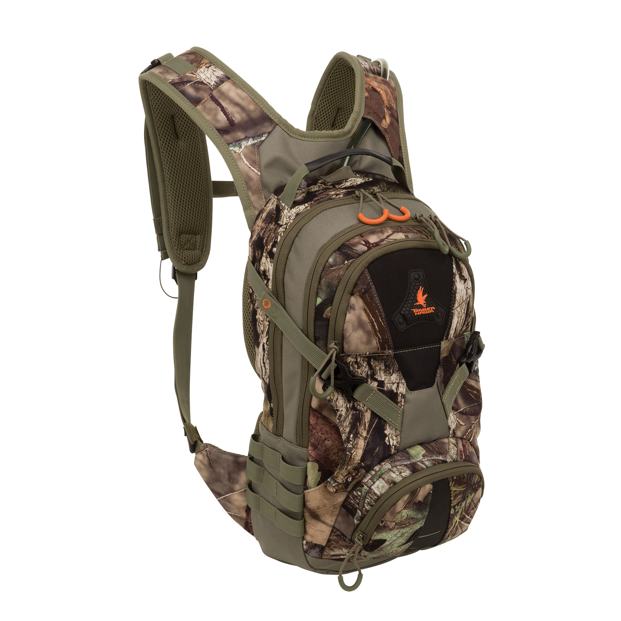 New Hunting Backpack Camouflage Drawstring Soft Water Repellent Light Weight Bag