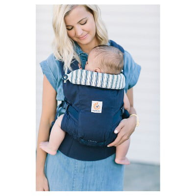 Ergobaby Adapt 3 Position Baby Carrier, Admiral Blue by Ergobaby