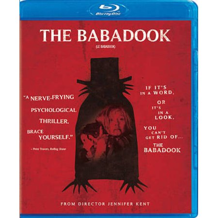 The Babadook  Blu Ray   Canadian
