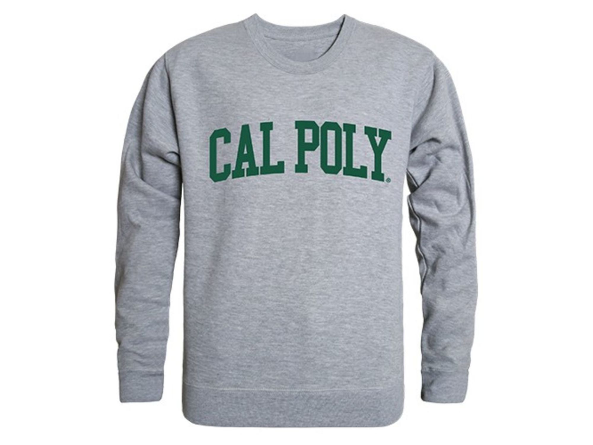 Cal Poly California Polytechnic State University Game Day Crewneck Pullover Sweatshirt Sweater