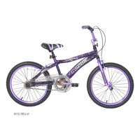 "Genesis 20"" Girl's Inspire Girls' Bike with Front and Rear Hand Breaks"