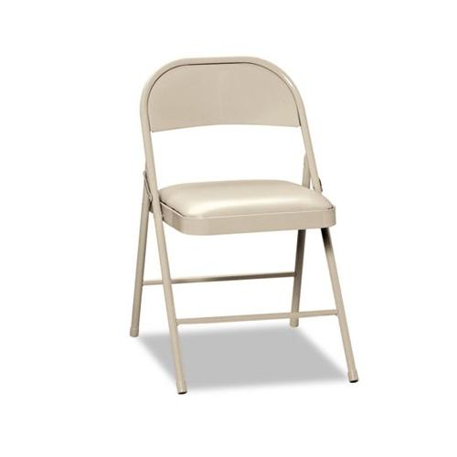 Steel Folding Chairs with Padded Seat HONFC02LBG