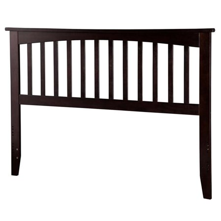 Pemberly Row King Spindle Headboard in Espresso