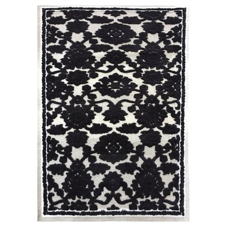 Home dynamix arrington collection chenille transitional for Home decorators chenille rug