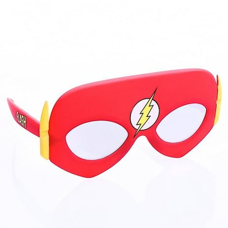 Party Costumes - Sun-Staches - DC Comics Flash Kids Cosplay sg3202 - Comic Cosplay