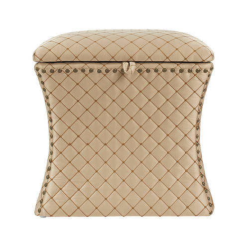 Jennifer Taylor Holly Storage Ottoman