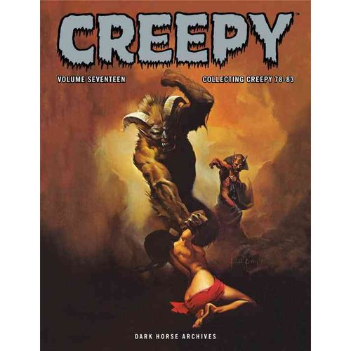 Creepy Archives 17: Collecting Creepy 78-83