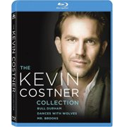 Kevin Costner Collection: Mr. Brooks   Bull Durham   Dances With Wolves (Blu-ray) by